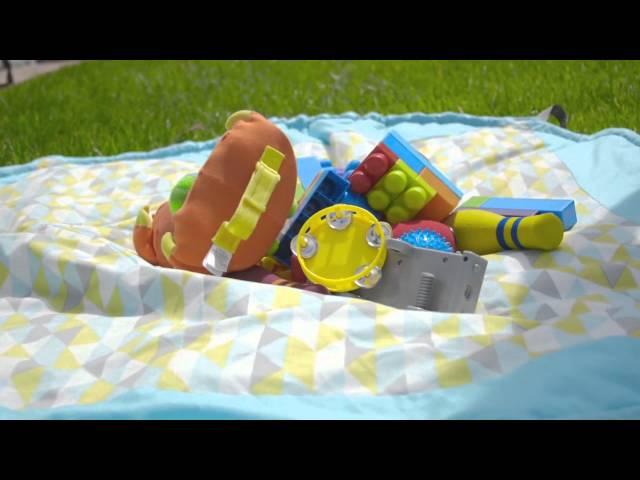 Stowey Joey Coloring & Waterproof Playmats