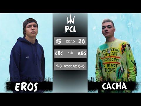 EROS VS CACHA /FECHA 2 PCL TEMPORADA 2019-2020/POSEIDON BATTLES