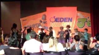 preview picture of video 'Tarta dance - Eden Village'