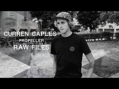 Curren Caples' Propeller RAW FILES