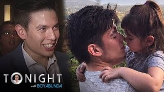 TWBA: Jake Ejercito confirms that he is the father of Ellie