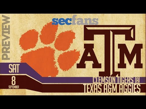 Clemson Vs Texas A&M 2018: Preview & Prediction Tigers Vs Aggies Mp3