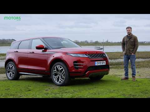 Motors.co.uk - Range Rover Evoque Review