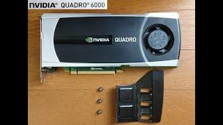 Nvidia Quadro 6000 Ethereum Mining