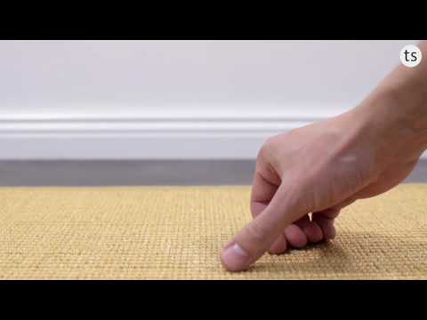 Sisal Teppich Salsa Design von HEVO