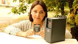 Частотный преобразователь Danfoss  132f0030 от компании ПКФ «Электромотор» - видео 1