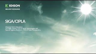 siga-technologies-and-cipla-therapeutics-executive-interview-15-06-2021