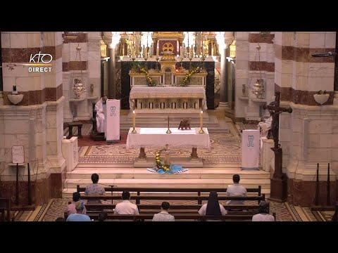 Laudes et Messe du 19 juin 2021 à Notre-Dame de la Garde