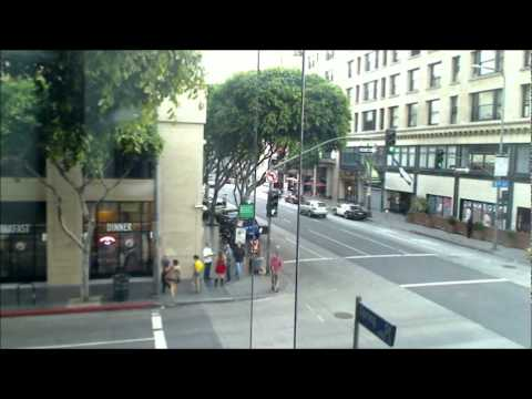 Time Lapse Video Catches A Man Walking Very, Very Slowly