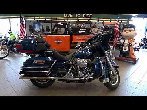 2003 Harley-Davidson Electra Glide Ultra Classic FLHTC-UI