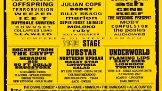 China Drum - Live, Reading Festival (24 August 1996)