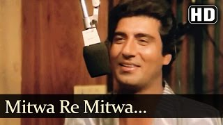 Mitwa Re Mitwa (HD) | Jawaab Songs | Raj Babbar   - YouTube
