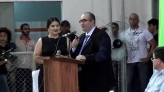 Palestra de Abertura com Sandra Pires – XI Expressão Católica