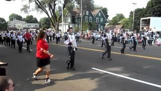 Hope's band at the HOF Parade 2014