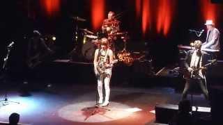 """Dark Sunglasses""- Chrissie Hynde Live @ Koko,London 16 Dec 2014."