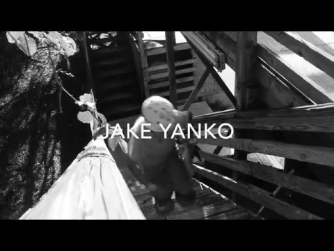 Jake Yanko at Paradise Vert Ramp