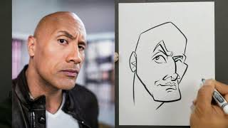 How To Draw A Basic Easy Caricature