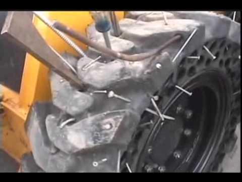 McLaren Nu-Air Tires