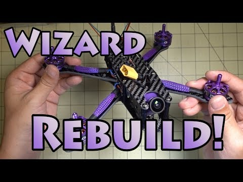 eachine-wizard-x220s-rebuild-project-