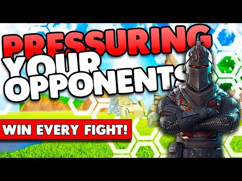 Applying End Game Pressure Onto Your Opponents!
