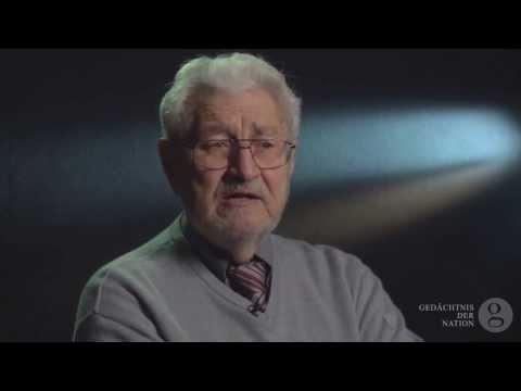 Hans Frey: Fliegerangriff statt Fußballschuhe