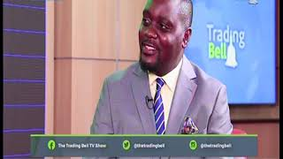 KCB Group CEO Joshua Oiraga talks on the  inherited bank loans | Trading Bell