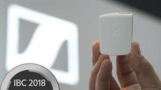 SennheiserゼンハイザーMemoryMic-スマートフォン撮影用ワイヤレスマイク