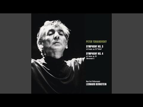 """Symphony No. 3 in D Major, Op. 29, TH 26 """"Polish"""": II. Allegro moderato e semplice"""