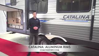 Catalina Feature Spotlight: Aluminum Rims