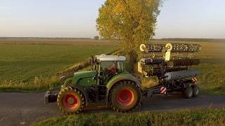 Brona talerzowa/Agregat talerzowy ATH 8.0 z systemem transportowym marki AGRO-TOM