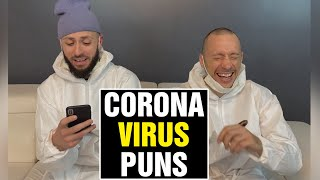 19 Coronavirus Puns! | The Pun Guys