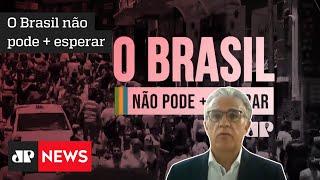 O Brasil não pode mais esperar: Luiz Carlos Moraes fala sobre a importância de reformas