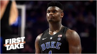 Is it time to pay college athletes after the Zion Williamson allegations?   First Take