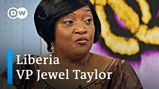 """Liberia VP Taylor: """"We'll provide health coverage for little children and pregnant woman"""""""