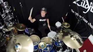 CrushCrushCrush - Drum Cover - Paramore
