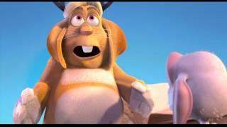 Boundin' La Oveja Rapada (Cortometraje de Pixar)