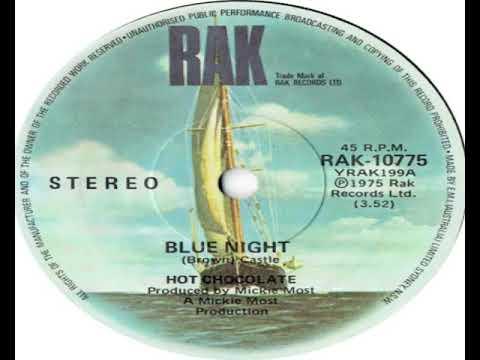 Hot Chocolate   Blue Night 1975