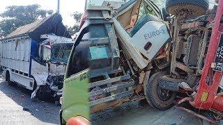 Polisi Belum Tetapkan Tersangka Kecelakaan Karambol di Tegal Pemalang