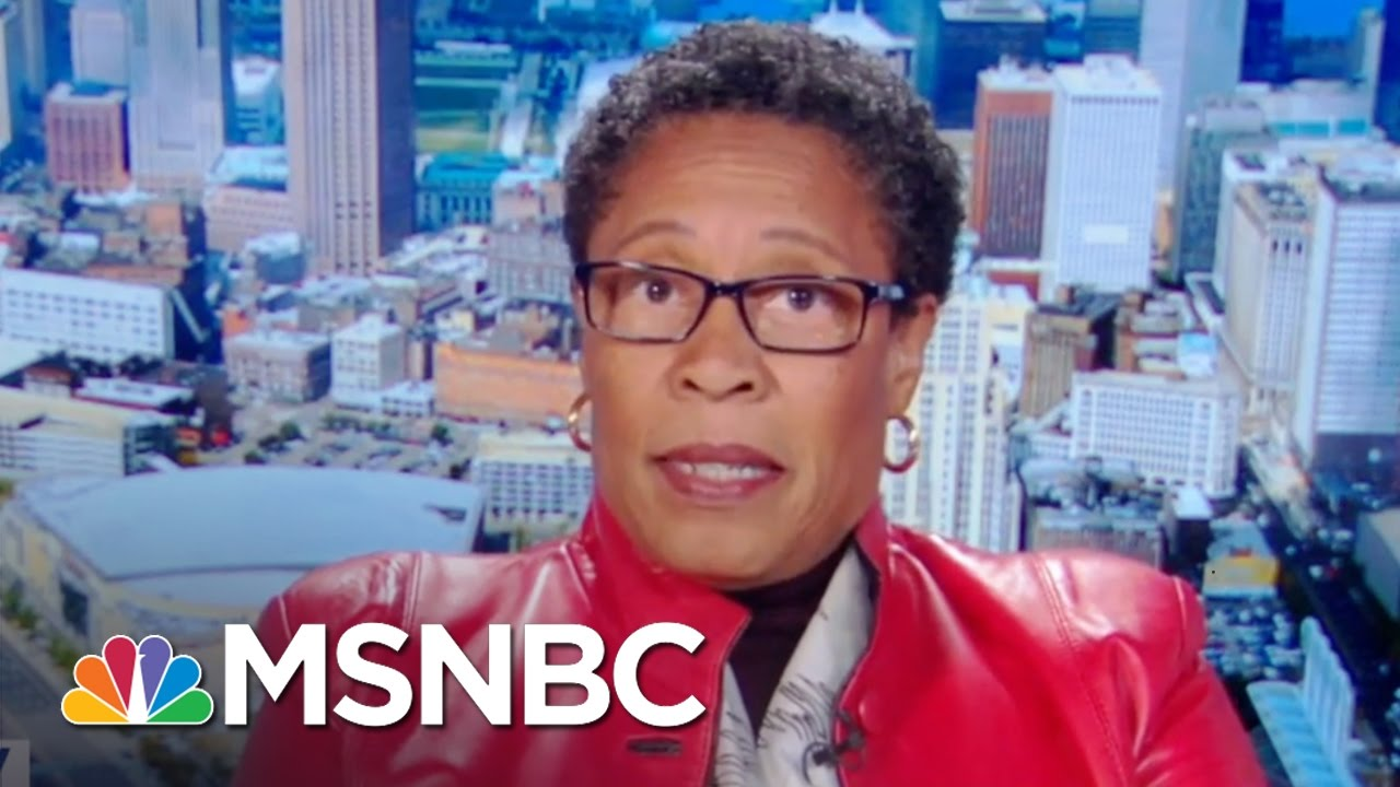Congresswoman Marcia Fudge Won't Attend Donald Trump's Inauguration | AM Joy | MSNBC thumbnail
