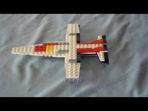 Vidéo LEGO Creator 7292 : L'avion à double hélices