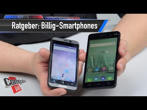 Smartphones unter 100 Euro: Wie gut ist billig? Der Ratgeber!