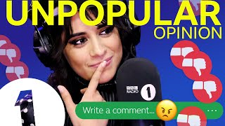 """I just felt inappropriate"": Camila Cabello Unpopular Opinion"