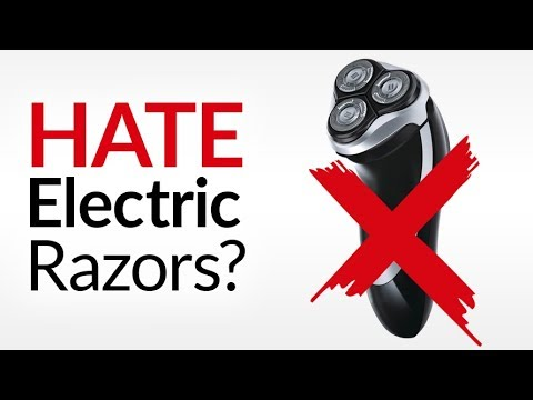 One BIG Problem With Electric Razors…and 3 Ways To Solve It!