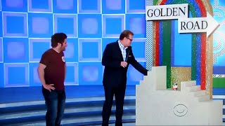 The Price Is Right - Golden Road - 9/25/2012
