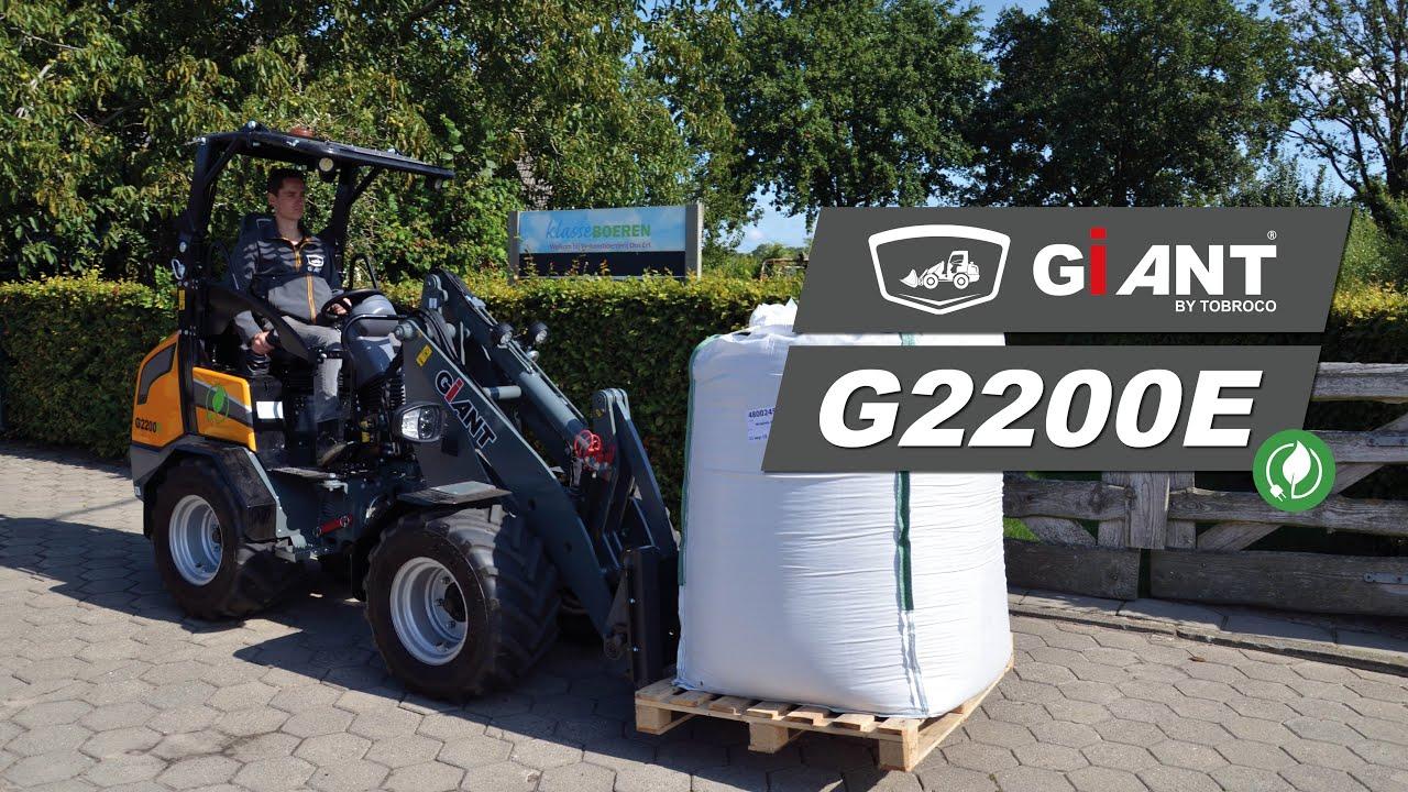 Minilaster G2200E Giant