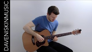 My Favourite Things (The Sound Of Music) - Fingerstyle Acoustic Guitar Cover
