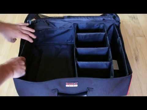 Trunk-It Golf Gear Case