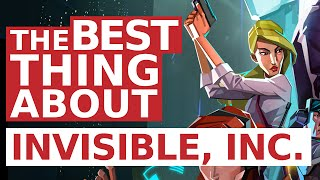 Invisible, Inc's Best Mechanic And Why it Works | Cogwatch