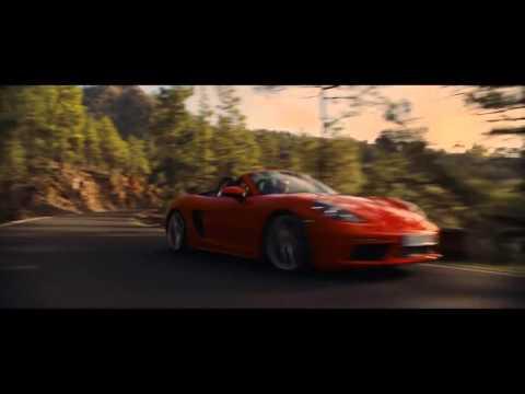 Porsche  718 Купе класса A - рекламное видео 5