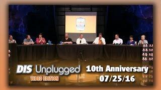 10th Anniversary Live Show at the La Nouba Theater | 07/26/16